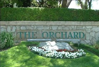 The Orchard Enterance